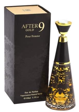 Парфюмерная вода для женщин EMPER «After 9 Gold», 100 мл