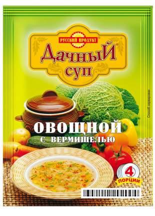 Суп дачный Русский Продукт овощной с вермишелью варочный 60 г