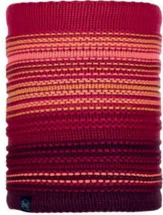 Бандана Buff Knitted & Polar Neckwarmer Neper, bright pink, One Size