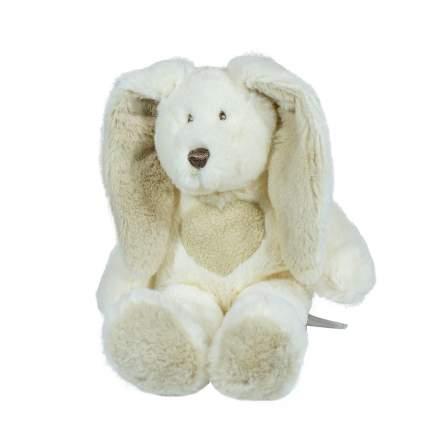 Мягкая игрушка Teddykompaniet кролик белый, 14 см,1554