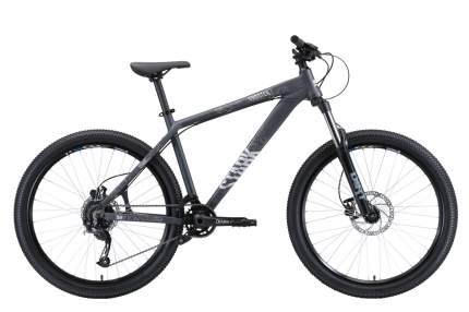 "Велосипед Stark Shooter 3 2020 18"" серый"