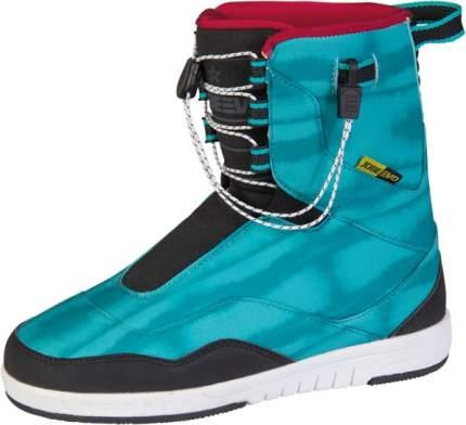 Крепления для вейкборда Jobe 2016 EVO Sneaker Women Teal Blue 6