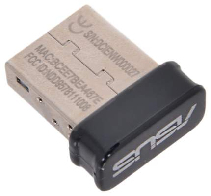 Приемник Wi-Fi Asus USB-N10 NANO  Black