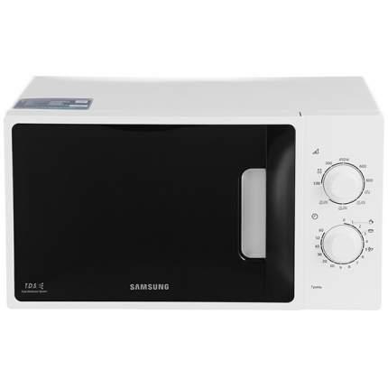 Микроволновая печь с грилем Samsung GE81ARW black/white
