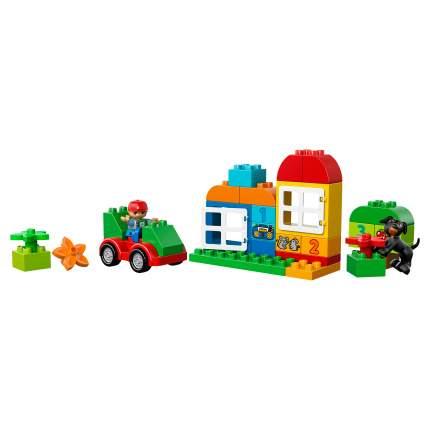 Конструктор LEGO Duplo My First Механик (10572)
