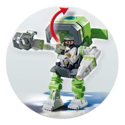 Супер4: робот клеано