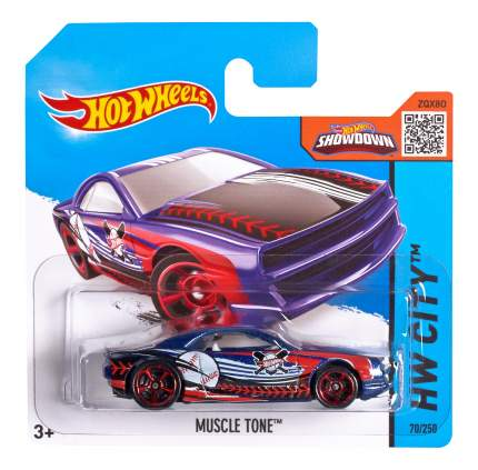 Машинка Hot Wheels Muscle Tone Vehicle 5785 CFL85