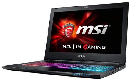 Ноутбук игровой MSI GS Series GS60 6QE-452XRU 9S7-16H712-452