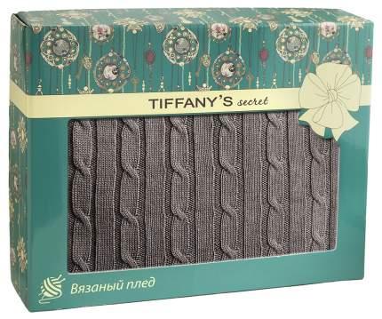 Покрывало TIFFANY'S secret ристретто 140х180