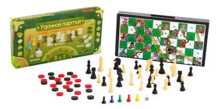 Спортивная настольная игра Bondibon Удачная партия ВВ0692