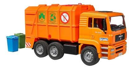 Машина мусоровоза Bruder 1:16 Man Tga