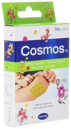 Пластырь Hartmann Cosmos Kids 10 шт.