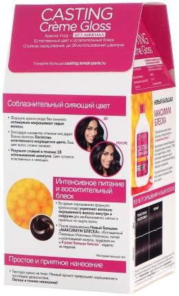 Краска для волос L`Oreal Paris Casting Creme Gloss 100 Черная ваниль
