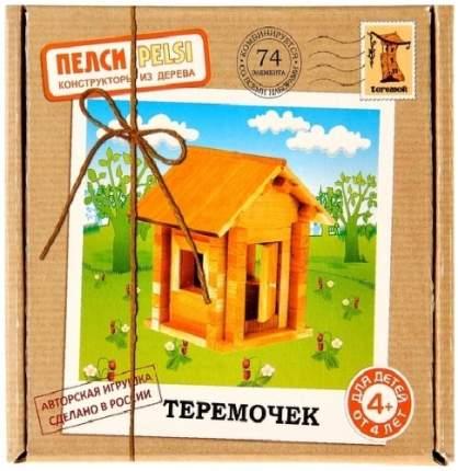 Конструктор деревянный PROFFI Теремочек (584)