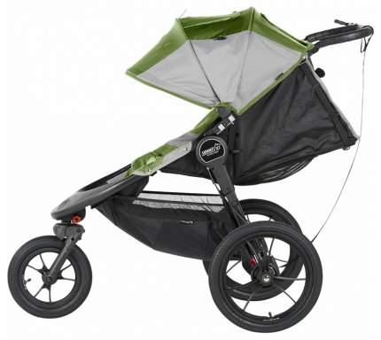 Прогулочная коляска Baby Jogger Summit X3 Hybrid Jogger Stroller, Green