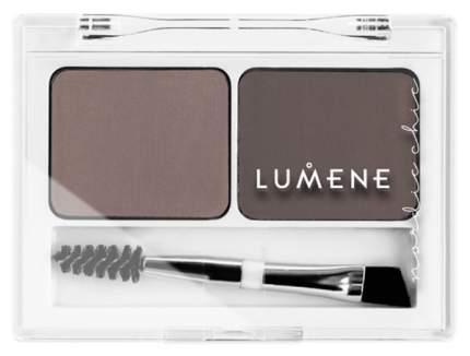 Палетка для бровей LUMENE Nordic Chic Extra Stay Eyebrow Palette