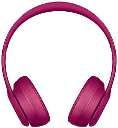Беспроводные наушники Beats Solo3 Maroon