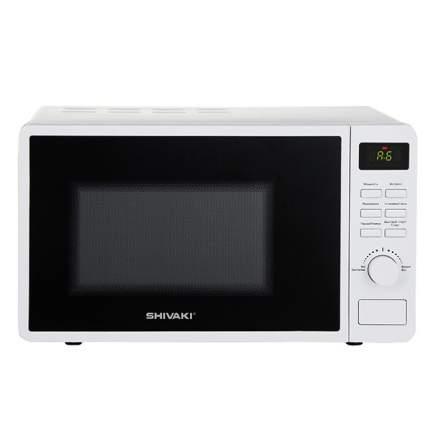 Микроволновая печь соло SHIVAKI SMW2019EBG white