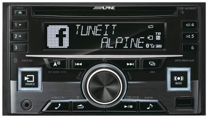 Автомобильная магнитола Alpine CDE-W296BT 4x50Вт