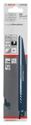Полотна универсальные Bosch RB - 5ER S 1025 HBF 2608658010