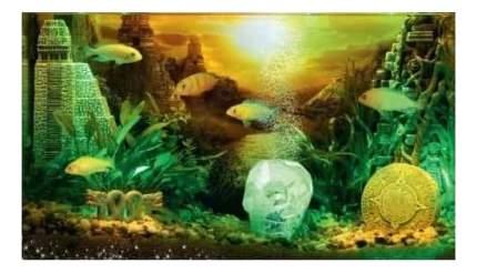 Декорация для аквариума Hydor Хрустальный череп, полиэфирная смола, 16,1х14х14 см