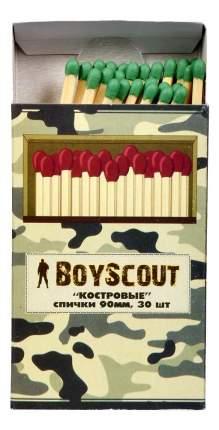 Средство для розжига BoyScout Спички Костровые 90мм 30шт