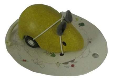 Деревянная игрушка для малышей PlanToys Заводная деревянная мышь
