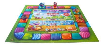 Семейная настольная игра Cosmodrome Games Гонки няшек