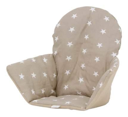 Мягкий чехол Polini Звезды для стульчика Antilop макиато