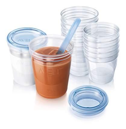 Набор контейнеров для хранения грудного молока Philips Avent SCF612/10