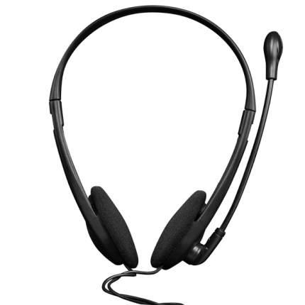 Гарнитура для компьютера Canyon Stereo PC Headset CNS-CHS01BO Black/Orange