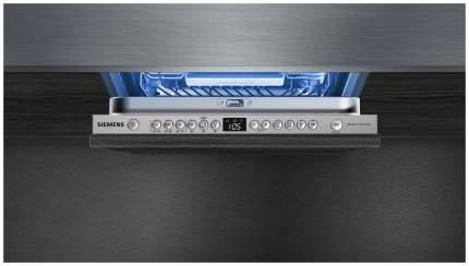 Встраиваемая посудомоечная машина 45 см Siemens SR656D10TR