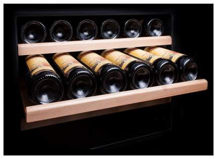 Встраиваемый винный шкаф Dunavox DAB-36.80DSS