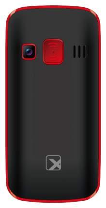 Мобильный телефон teXet TM-B217 Black/Red