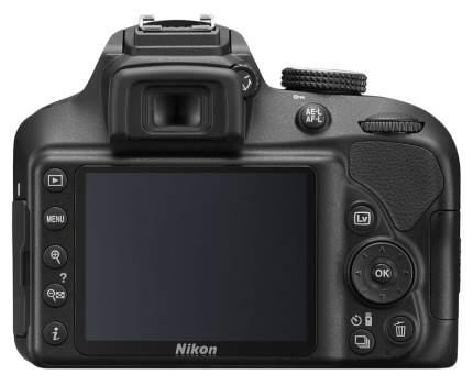 Фотоаппарат системный Nikon D3400 Black