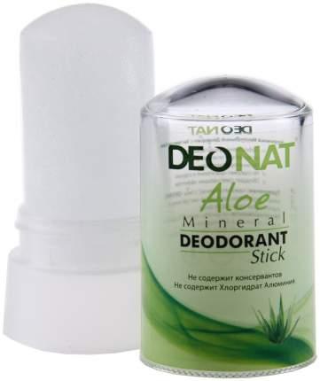 Дезодорант DeoNat С экстрактом алоэ 60 г