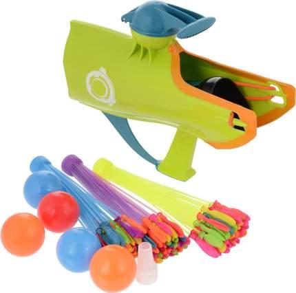 Бластер для снежков, водных бомбочек и мячей 3 в 1 Веселые забавы, 2 цвета