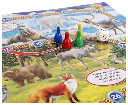 Семейная настольная игра Умка Воображариум