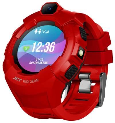 Детские смарт-часы Jet Kid Gear Red/Red