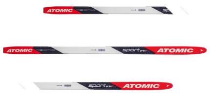 Беговые лыжи Atomic Sport Grip Junior + UJ 2016, ростовка 100 см