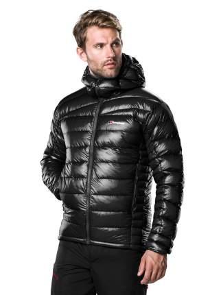 Спортивная куртка мужская Berghaus Ramche Micro Down, black, S