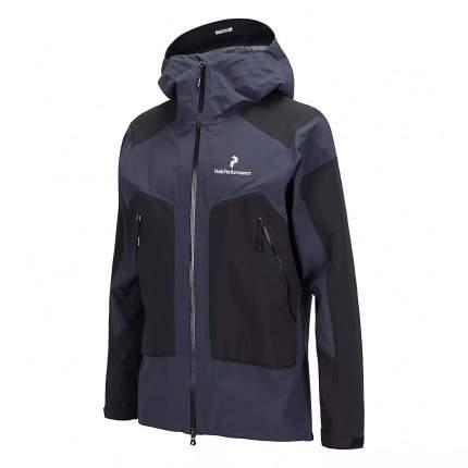 Куртка Peak Performance Black Light Core, dark slate, XL INT