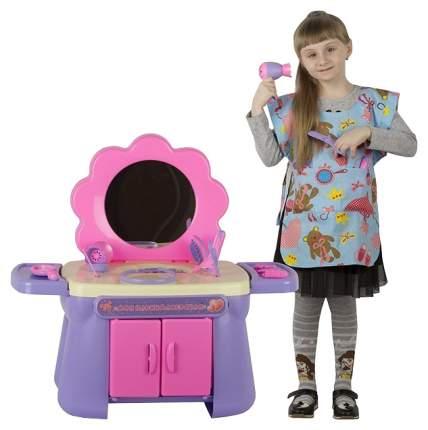 Набор парикмахера игрушечный Совтехстром У556/1 18 предметов