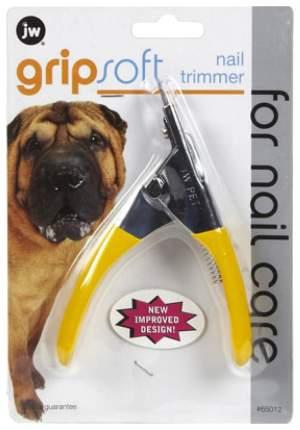 Когтерез-гильотина для собак JW, металл, желтый