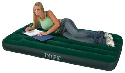 Надувная кровать Intex Downy Bed 191х99x22 см 66927
