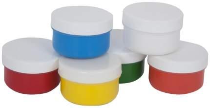 Сенсорные пальчиковые краски Каляка-Маляка 6 цветов