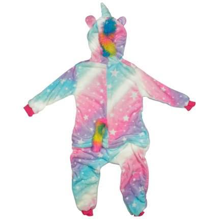 Пижама-кигуруми Lilkrok Единорог Млечный Путь 116-125см