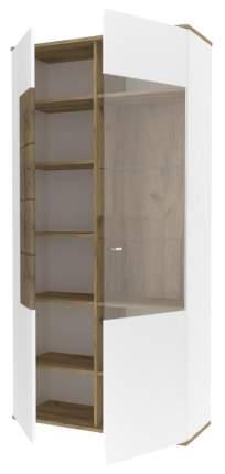 Платяной шкаф Любимый Дом LD_55911 35х92х186, кашемир/дуб золотой