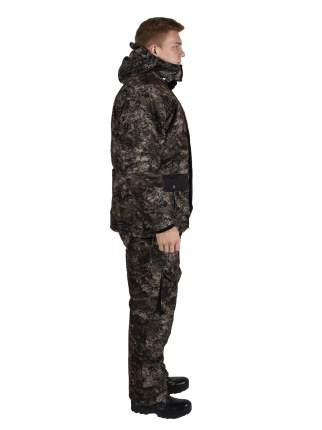 Зимний костюм для охоты и рыбалки KATRAN Даман, хаки, 60-62 RU, 182-188 см