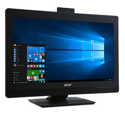 Моноблок Acer Veriton Z4820G (VZ5W1) Black